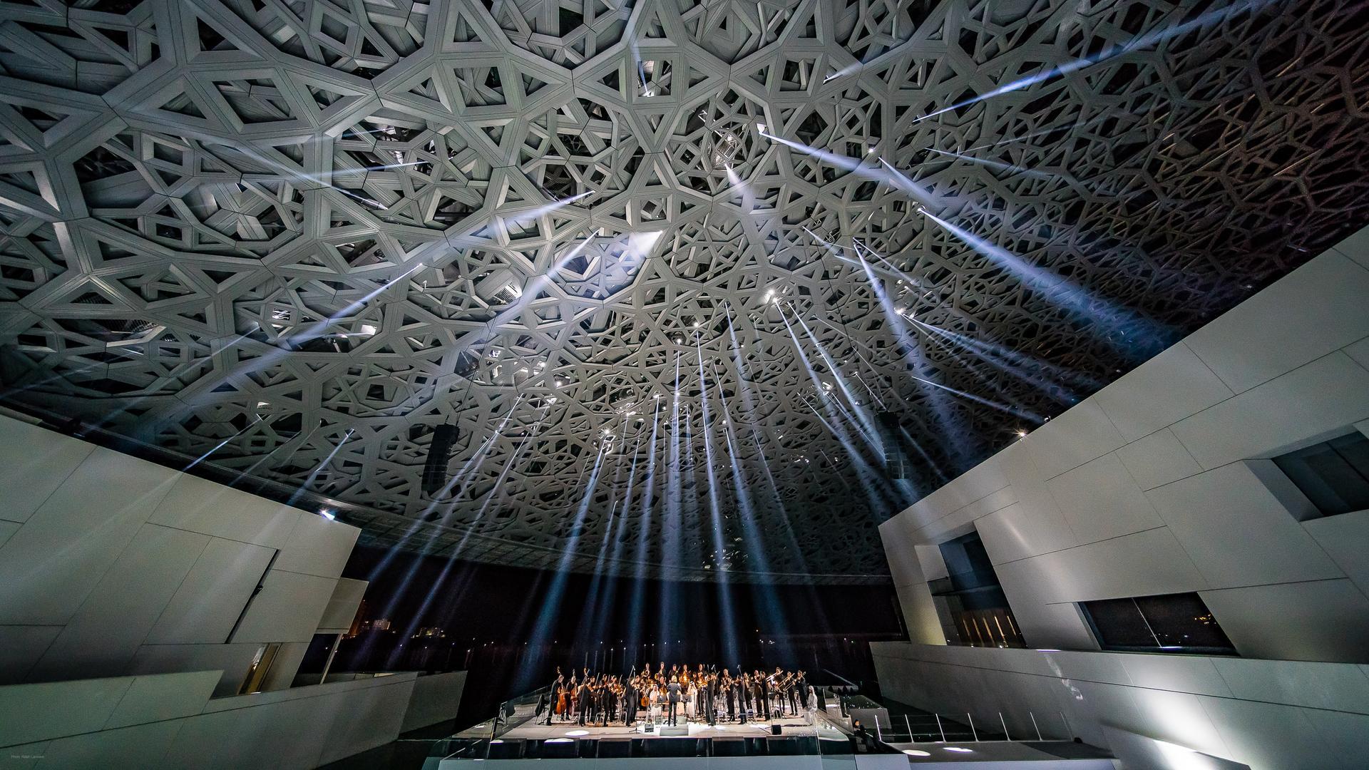 Opening Louvre Abu Dhabi