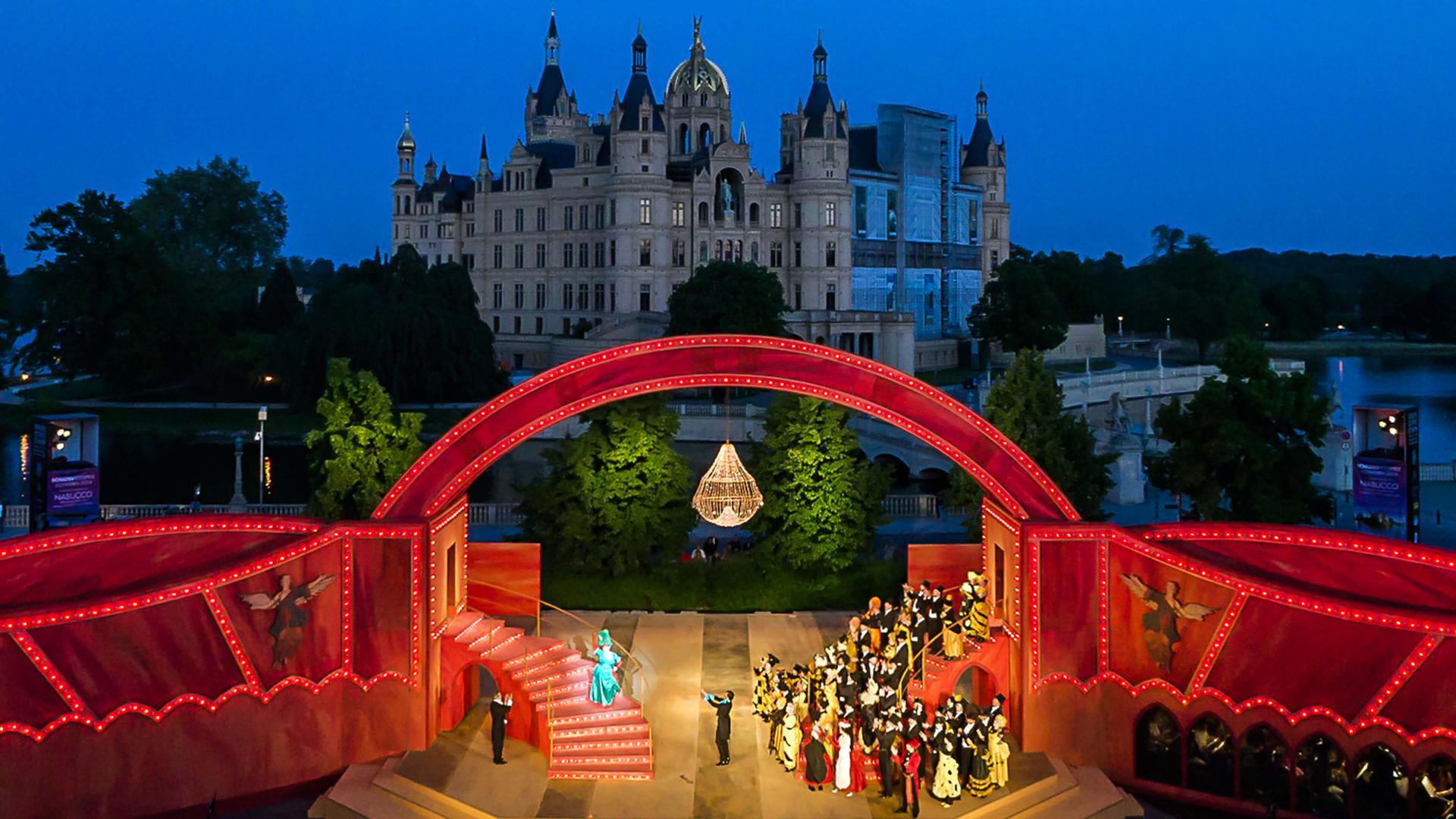 Schloßfestspiele Schwerin