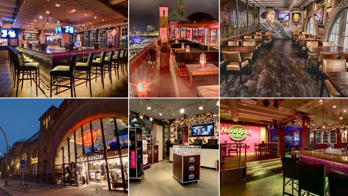 Hard Rock Cafe, Hamburg