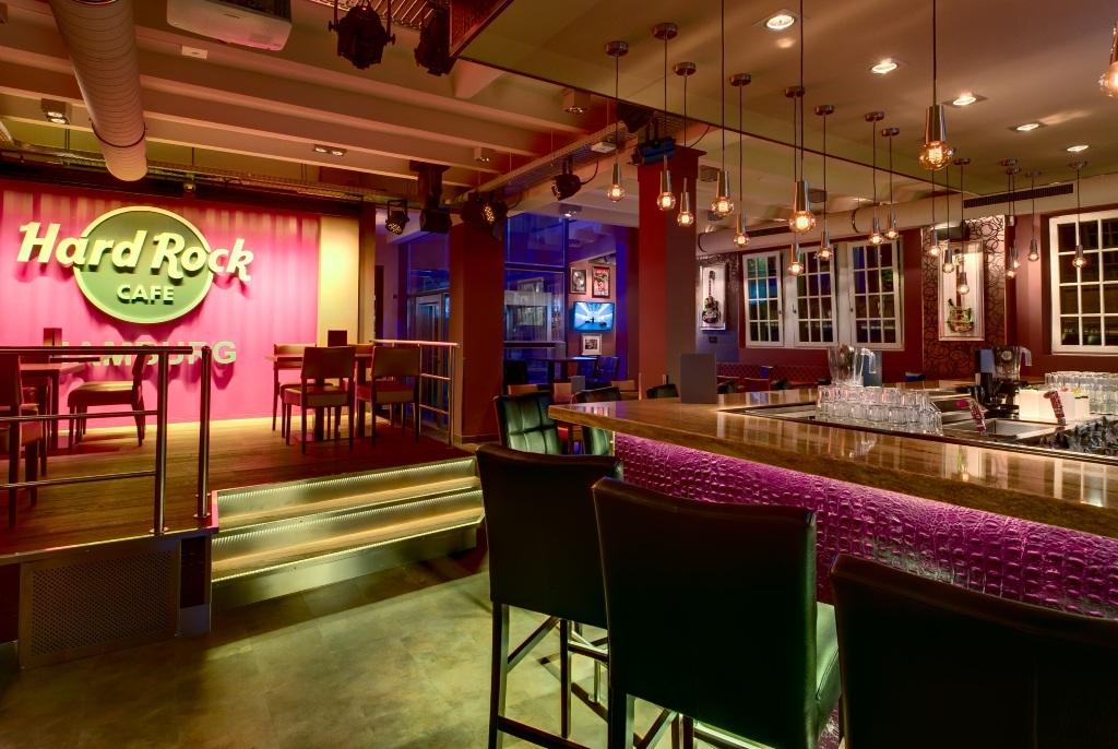 Hard Rock Cafe Hamburg Adresse